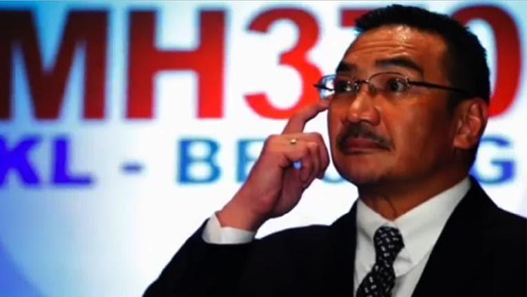 MH370 whistleblower campaign