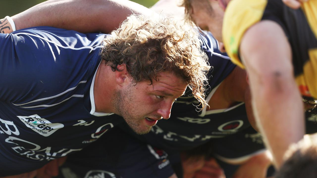 James Slipper packs down for Queensland Country against the Western Force.