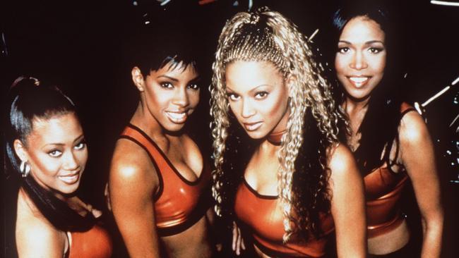 Destiny's Child in 2000.