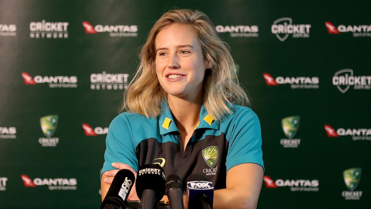 Ellyse Perry would like to play more Test cricket and a full IPL season.