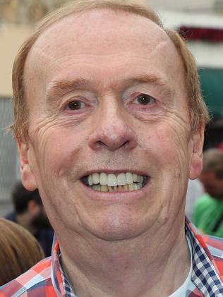 The Beatles' sound engineer Geoff Emerick has died at the age of 72 of a heart attack. Picture: David Livingstone/Getty Images