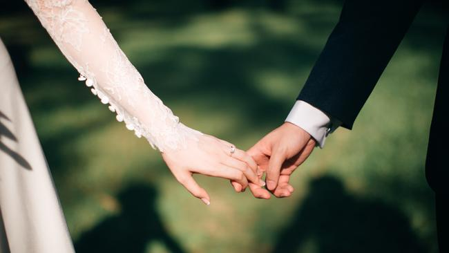 A young woman has died on her wedding night in Brazil.