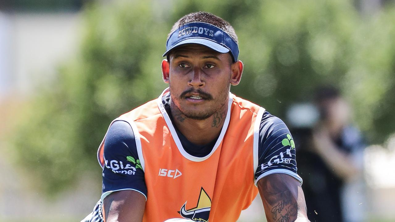 Ben Barba has been sacked by the Cowboys.