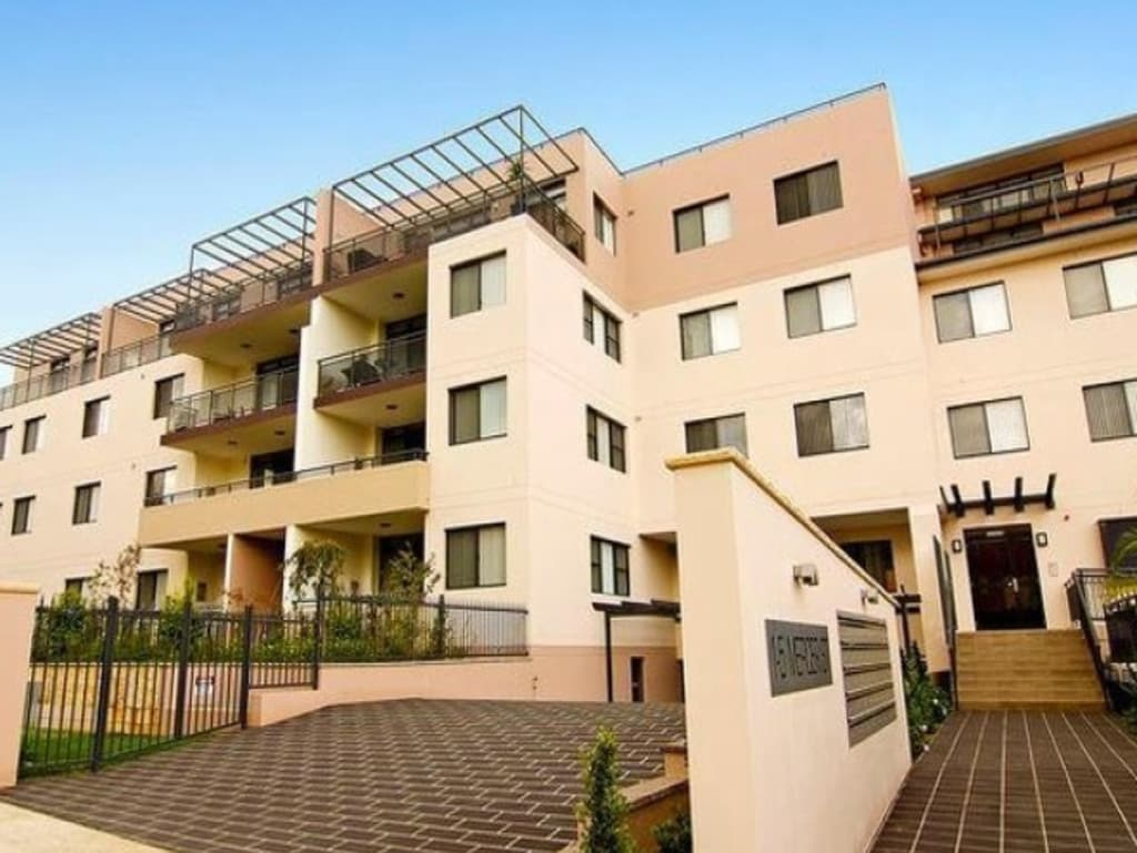 Merc Capital's Amira Apartments in Castle Hill.