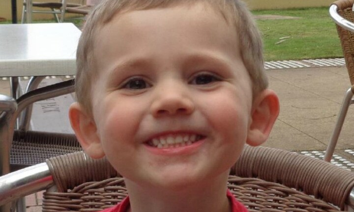 William Tyrrell. Picture Supplied
