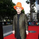 The 2016 AACTA Awards. Boy George. Picture Instagram