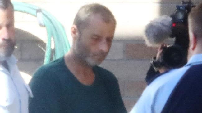 Convicted sex offender Anthony Peter Sampieri has pleaded guilty to raping a seven-year-old girl in a dance studio toilet. Picture: Hollie Adams