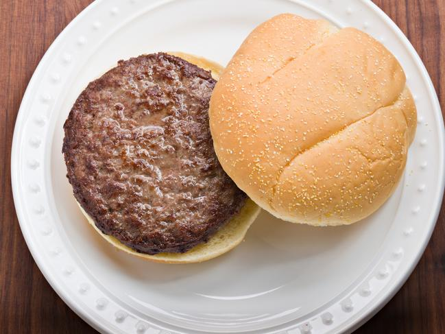 Most Aussies appeared pretty keen to slap the bargain burger between their buns.