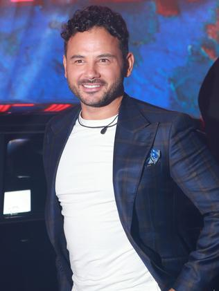 Ryan Thomas. Picture: Channel 5