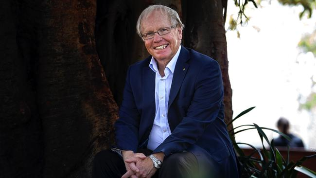 Former Queensland premier Peter Beattie is expected to take over from John Grant as ARL Commission chairman on February 21. Photo: Jenny Evans