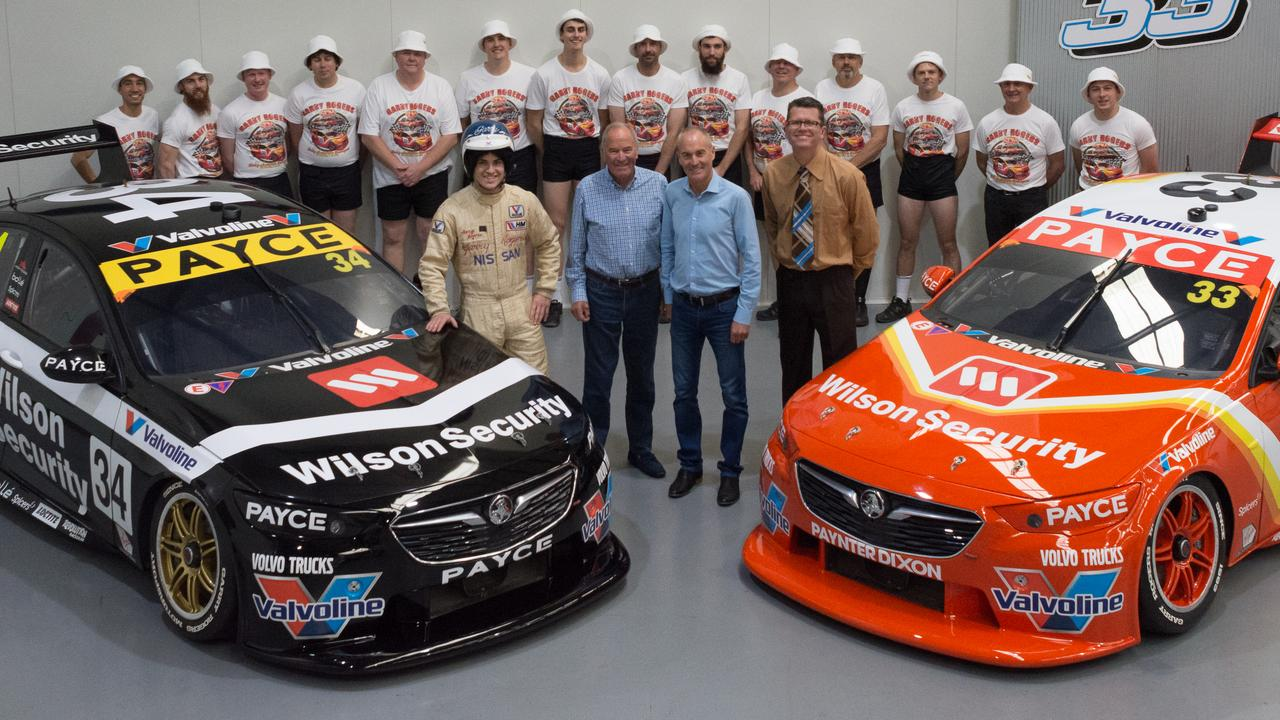 Garry Rogers Motorsport revealed its two retro liveries for the 2018 RABBLE.club Sandown 500.