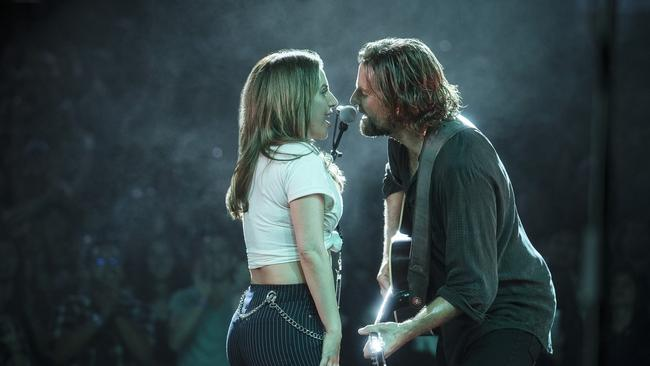 A Star Is Born is a 2018 American musical romantic drama film produced and directed by Bradley Cooper