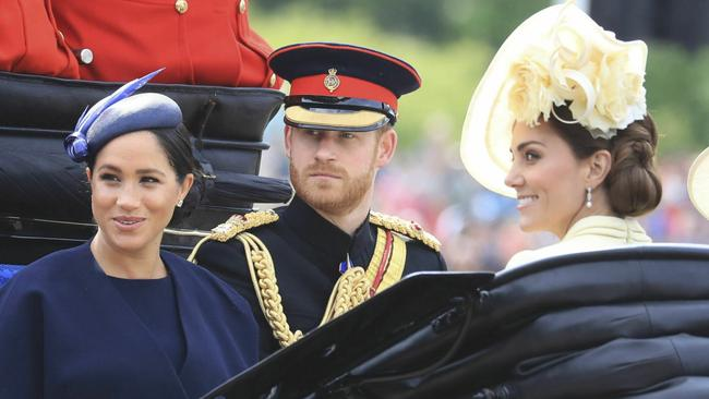 D-Day looming in Meghan and Kate's royal feud