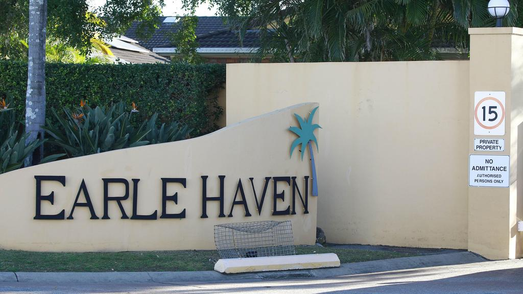 Earle Haven Retirement Village: Residents evacuated after