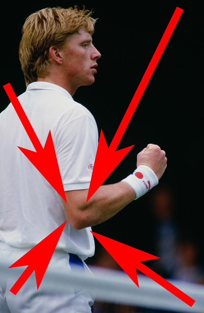 how to call out in tennis