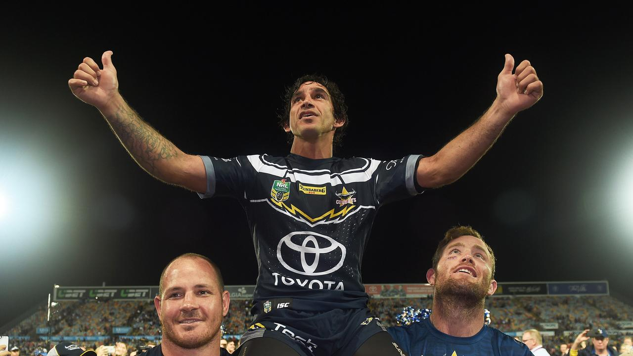 The Cowboys will start a season without Johnathan Thurston for the first time since 2004.