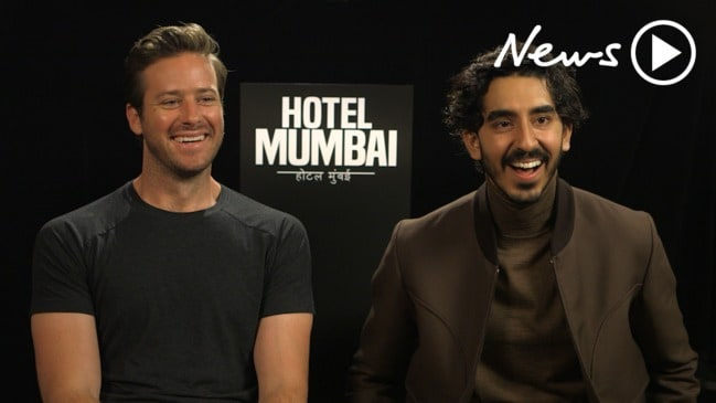 Hotel Mumbai: Armie Hammer and Dev Patel discuss their harrowing new movie
