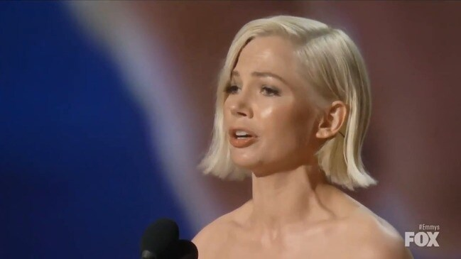 """Believe her"": Michelle Williams urges respect for women"