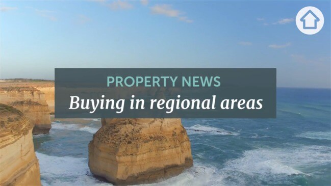 Five things to consider when buying into a regional area