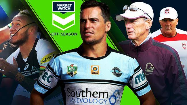 Daniel Mortimer and Wayne Bennett feature in Market Watch.