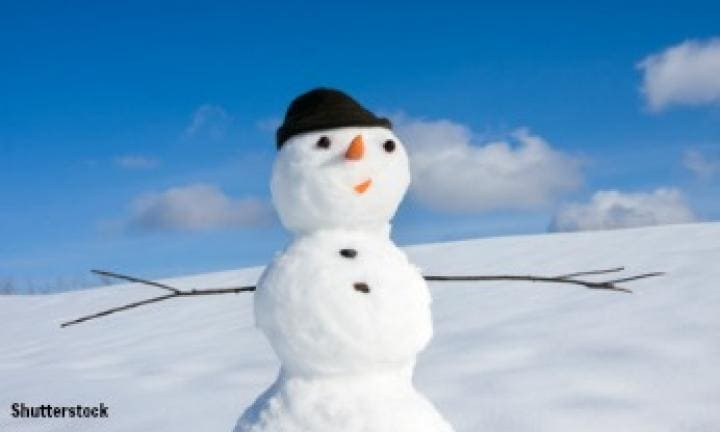 Christmas Carols: Frosty the Snowman