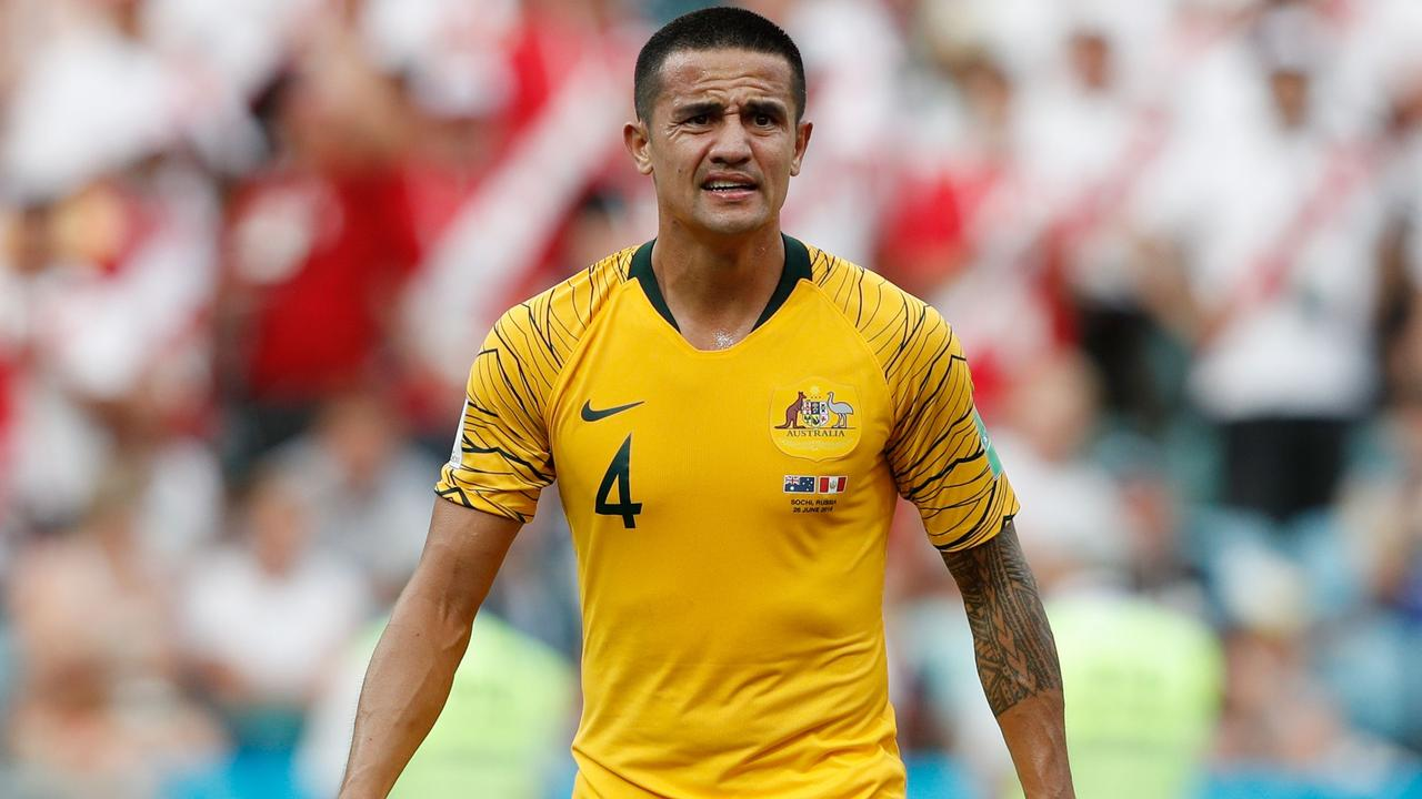 Tim Cahill could be on his way to the Indian Super League.