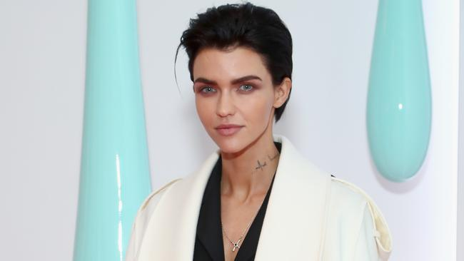 Happy Birthday, Ruby Rose! Picture: Astrid Stawiarz/Getty Images for Burberry