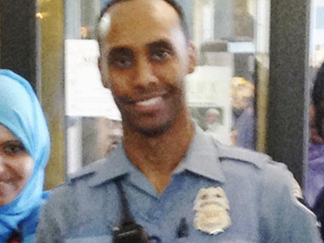 It's been suggested there is not enough evidence to charge Mohamed Noor over the shooting. Picture: City of Minneapolis/AP