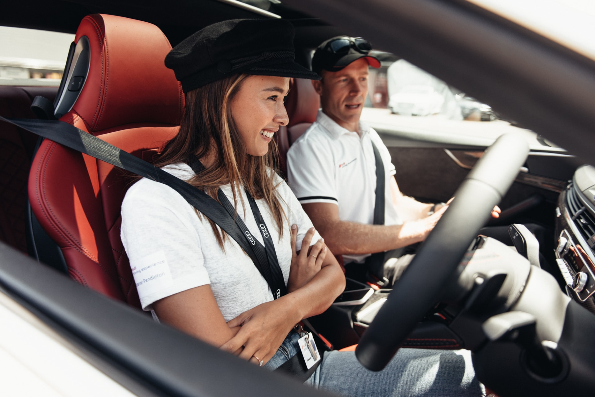 Audi launches an all new women's only driving experience