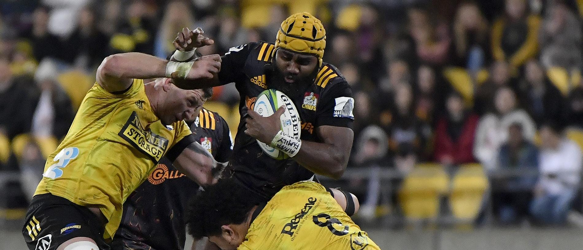 Super Rugby Aotearoa Rd 9 - Hurricanes v Chiefs