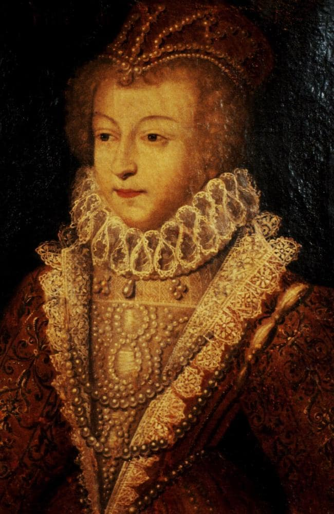 Mary, Queen of Scots was buried in Peterborough Cathedral, but she was later exhumed and buried in Westminster Abbey — just a few metres away from the cousin that ordered her death.