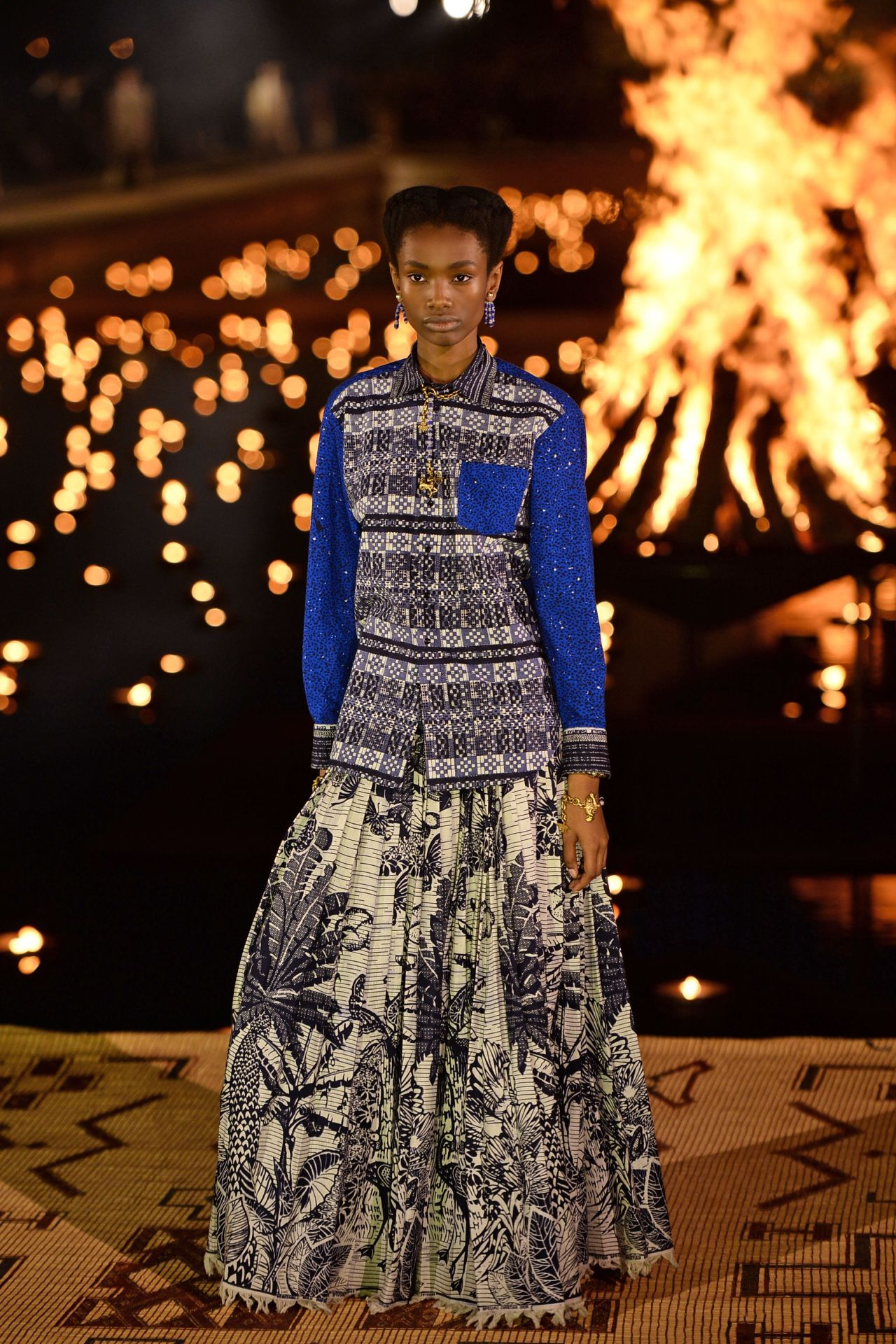Dior waxes lyrical in Marrakech