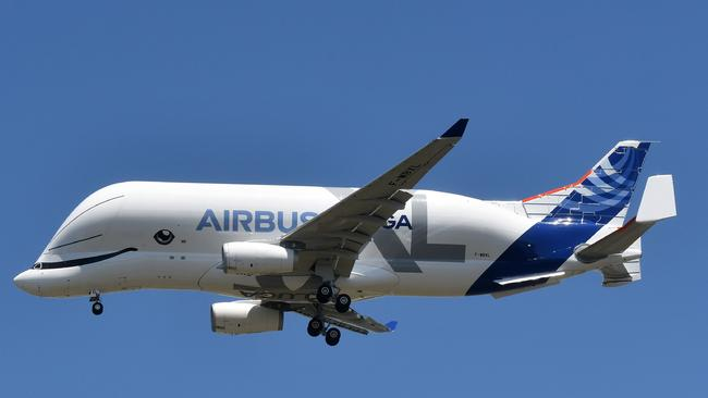 Airbus Beluga XL takes first flight