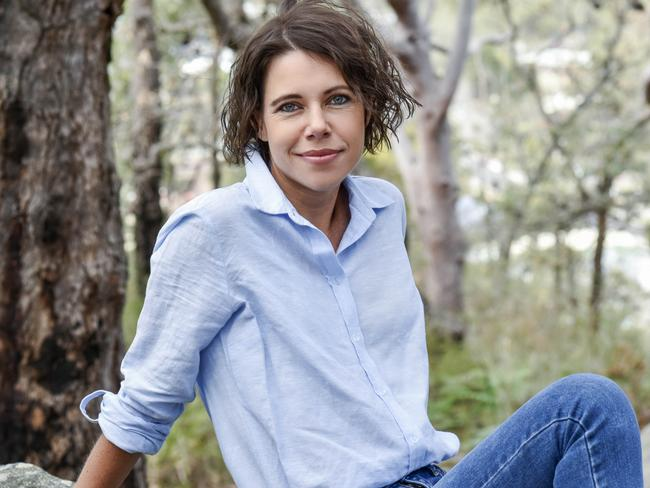 Sydney author Felicity McLean. Picture: Adam Hollingsworth