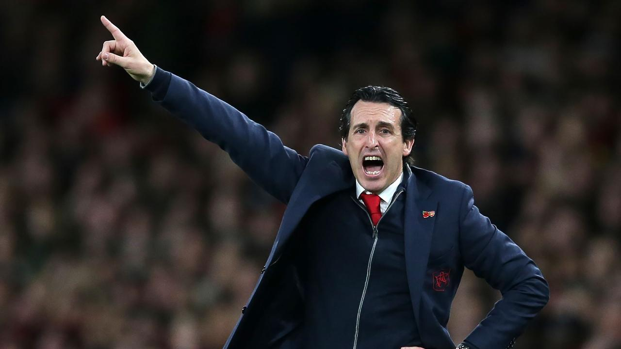 Emery lead Arsenal to their worst run in 27 years