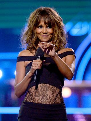 Halle Berry: Can't blame MJ for trying.