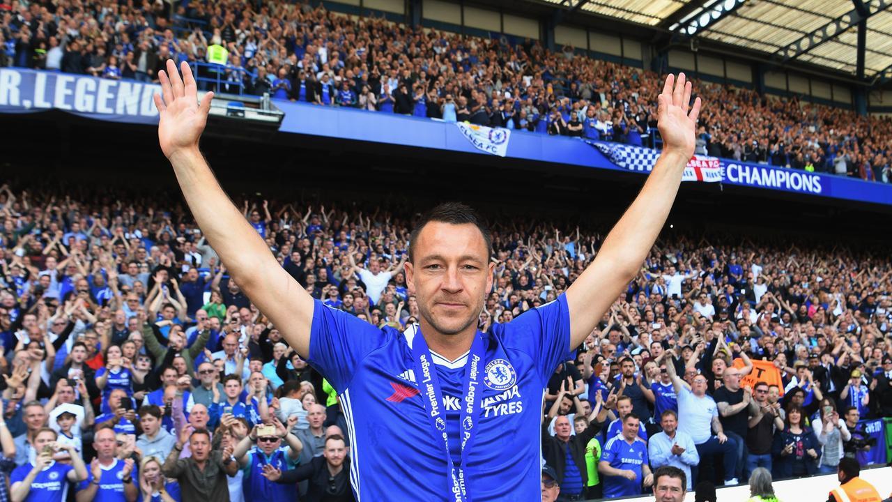 John Terry is an icon at Stamford Bridge.