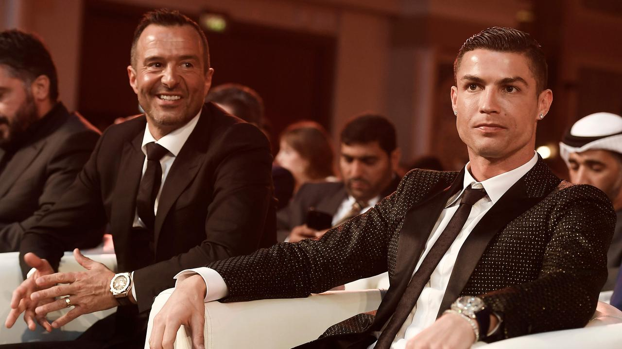 Cristiano Ronaldo's agent Jorge Mendes has reportedly been drafted in for the deal.