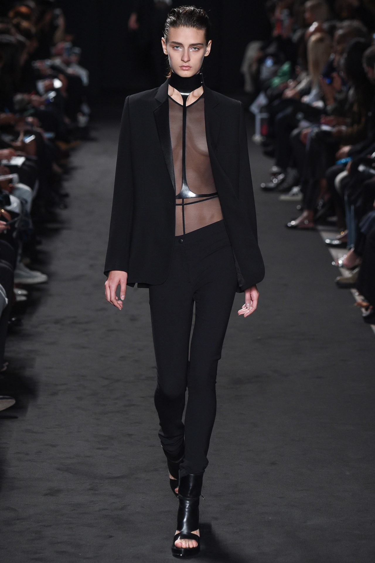 Ann Demeulemeester ready-to-wear spring/summer '16