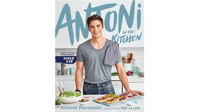 'Antoni in the Kitchen by Antoni Porowski is published by Bluebird, RRP$39.99 and is available from all good bookstores'