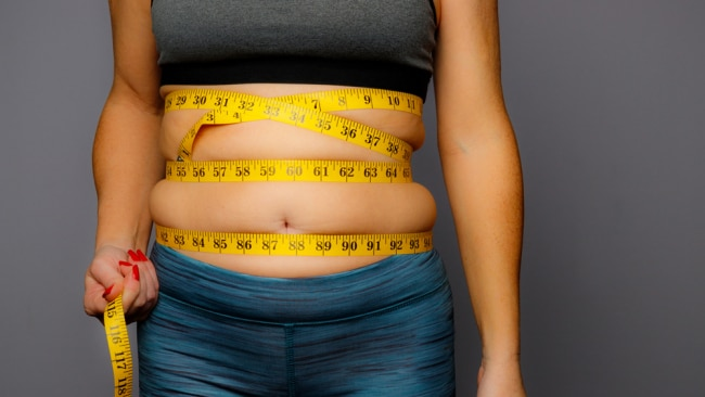 Struggling to lose belly fat? Diet and exercise aren't the only factors you need to consider. Image: iStock.