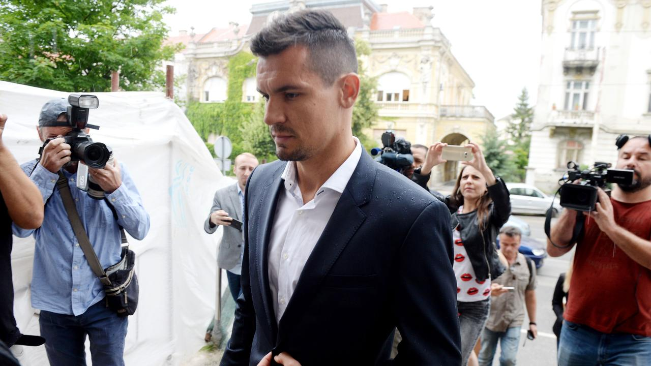 Lovren could be sidelined for a while.