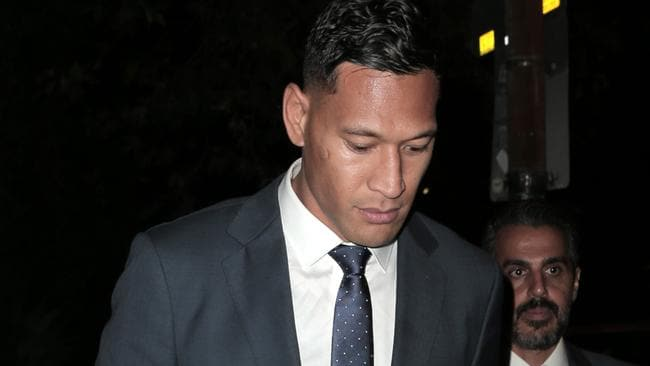 Revealed: 11th-hour bungle created Folau mess