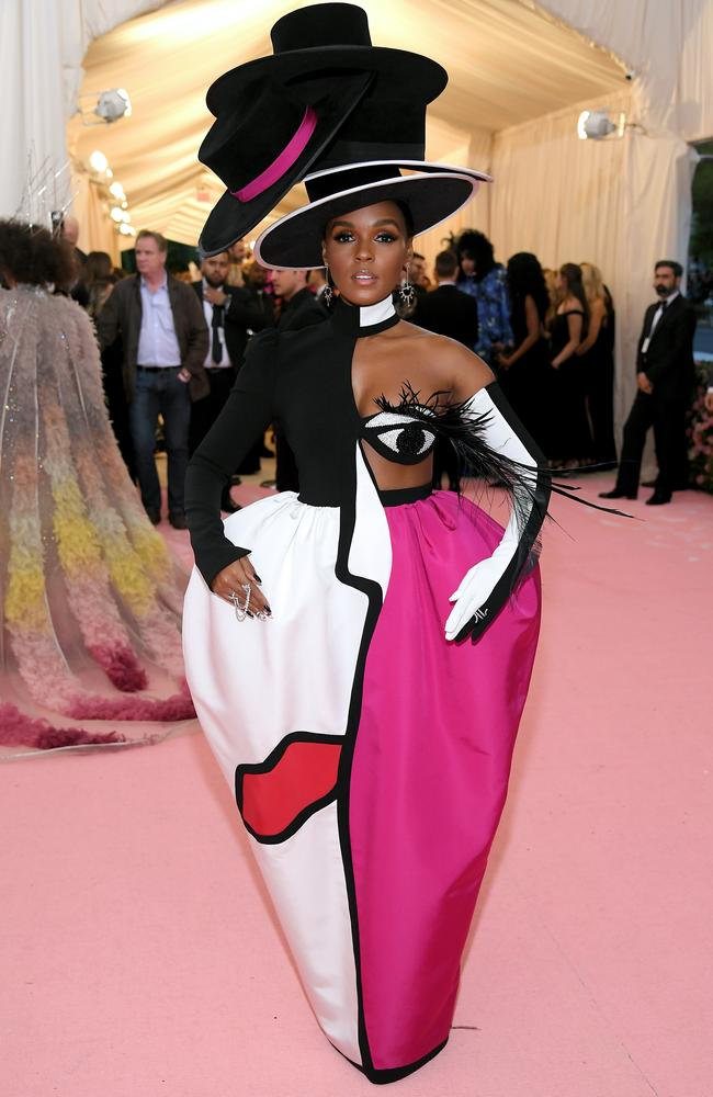 Janelle Monae. Picture: Neilson Barnard/Getty Images
