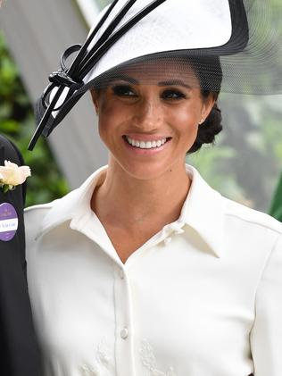 What has happened to Meghan Markle's style? Picture: Mega