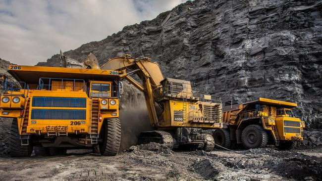 A surge in coal prices is benefiting regional Queensland towns that benefit from the mining industry.