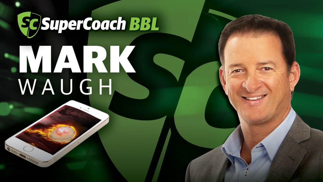 Mark Waugh is playing NRL SuperCoach this season.