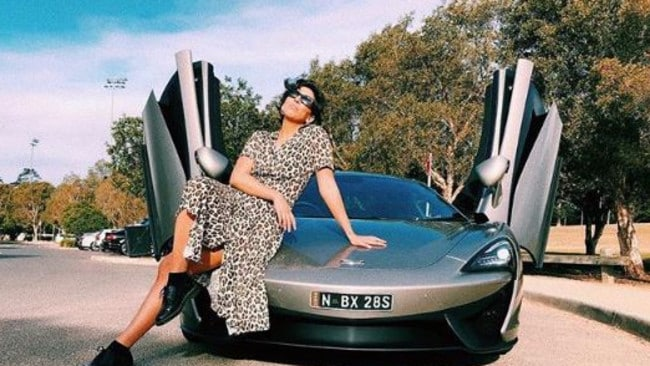 Motoring Ashleigh Austen Finds Men Get Intimidated By Women With