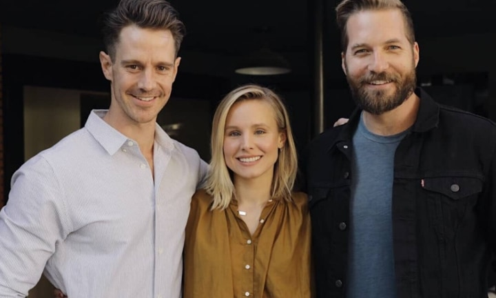 Attention marshmallows: Kristen Bell has announced a Veronica Mars revival