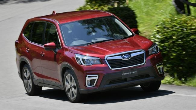 Subaru Forester Price Features Specifications